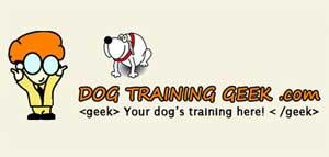 Geek your dog's training at Dog Training Geek!